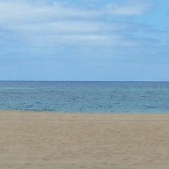 Photo taken at Playa Grande by Kar A. on 5/5/2013