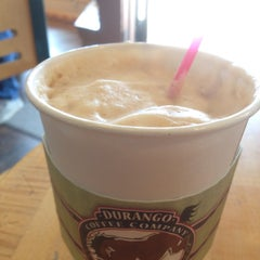 Photo taken at Durango Coffee Company by Shawn N. on 3/21/2015