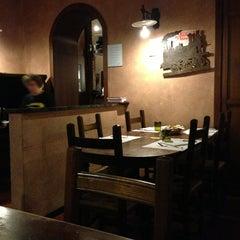 Photo taken at Taverna Calabiana by Carmine P. on 3/15/2013