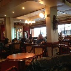 Photo taken at Café Entrelagos by Julian B. on 6/2/2013