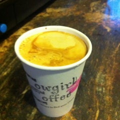 Photo taken at Cowgirl Coffee Baker Ave by Molly F. on 9/3/2013