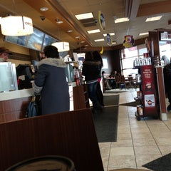Photo taken at Tim Hortons by Attila S. on 3/3/2013