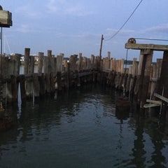 Photo taken at Shelter Island North Ferry - Greenport Terminal by CHRISTA M. on 7/11/2015
