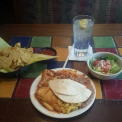 Photo taken at El Torito by Yvonne M. on 4/10/2014