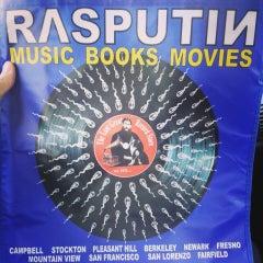 Photo taken at Rasputin Music by Yvonne M. on 7/3/2014