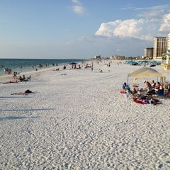 Photo taken at Clearwater Beach Pier by Andrey D. on 9/7/2013
