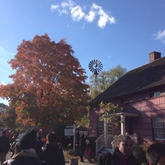 Photo taken at Queens County Farm Museum by Courtney N. on 10/27/2013