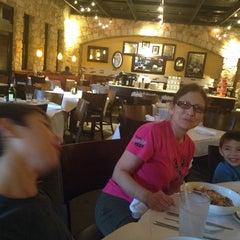 Photo taken at Romano's Macaroni Grill by Corri F. on 7/31/2014
