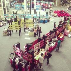 Photo taken at Pakuwon Trade Center (PTC) by Gloria T. on 9/13/2013