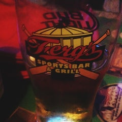 Photo taken at Ferg's Sports Bar & Grill by lindsey h. on 6/15/2013