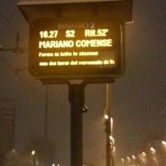 Photo taken at Stazione Bruzzano by Silvia M. on 12/14/2012
