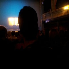 Photo taken at Harold Pinter Theatre by Dave S. on 3/1/2013