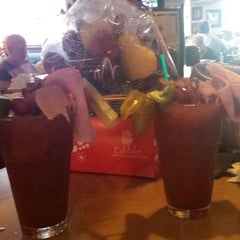 Photo taken at Bottoms Up Bar & Grill by Lilly S. on 5/11/2014