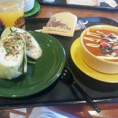 Photo taken at Paradise Bakery & Café by Gaurav Z. on 12/10/2014