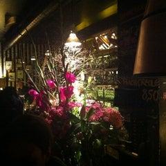 Photo taken at Neue Odessa Bar by simon l. on 9/15/2012