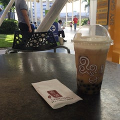 Photo taken at Gong Cha by Vernice on 11/28/2014