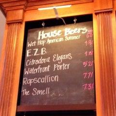 Photo taken at Social Kitchen & Brewery by Kira L. on 9/22/2013