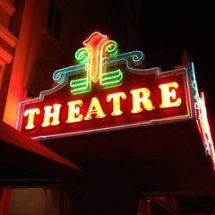 Photo taken at Sebastiani Theater by Skip A. on 11/4/2013
