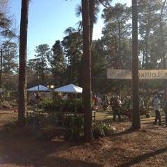 Photo taken at Mobile Botanical Gardens by Michael C. on 3/14/2013