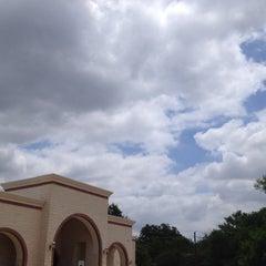 Photo taken at Dar-ul-Salam Islamic Center by Darryn W. on 6/13/2014