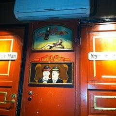 Photo taken at Karaoke Bar Restroom by Aino on 7/20/2013