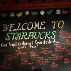 Photo taken at Starbucks by NicciBobby on 3/25/2013