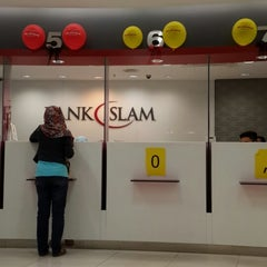 Photo taken at Bank Islam (M) Bhd by Nur Raziana R. on 9/12/2013