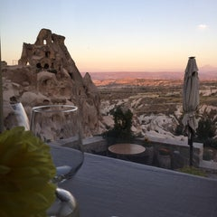 Photo taken at Argos In Cappadocia by Pınar K. on 10/4/2015