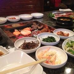 Photo taken at Cho Sun Gal Bi Korean BBQ & Sushi Bar by Deana S. on 9/9/2013