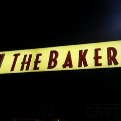 Photo taken at The Baker Bakery & Cafe by erich t. on 10/28/2012