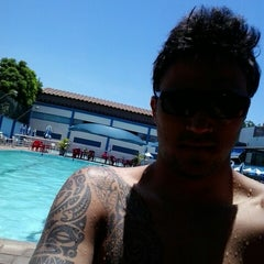 Photo taken at Clube Náutico by Breno D. on 11/21/2013