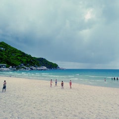 Photo taken at Phangan Bayshore Resort by Sangy F. on 5/5/2013