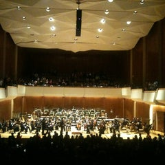 Photo taken at Krannert Center For The Performing Arts by Suhkyung K. on 2/24/2013