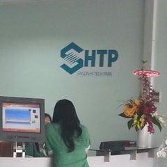 Photo taken at Khu Công Nghệ Cao Tp.HCM (SaiGon Hi-Tech Park) by 김 상범 (. on 11/1/2012