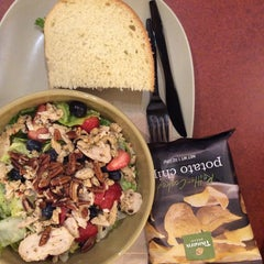 Photo taken at Panera Bread by Ray H. on 5/10/2015