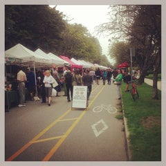 Photo taken at West End Farmers Market by Chris W. on 9/14/2013