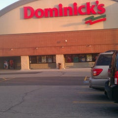 Photo taken at Dominick's by Alicia M. on 5/13/2013