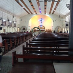 Photo taken at Assumption Church by Fiona M. on 10/12/2013