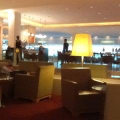 Photo taken at Premium Lounge by sheri s. on 5/16/2014