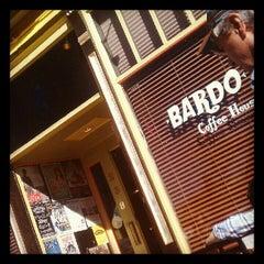 Photo taken at Bardo Coffee House by Brendan H. on 10/21/2012