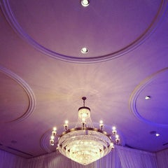 Photo taken at Le Parc Banquet Hall by Amanda F. on 9/15/2012