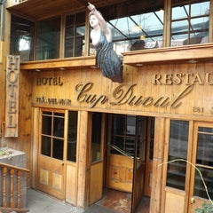 Photo taken at Hotel Cap Ducal by Hotel Cap Ducal on 9/11/2013