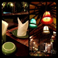 Photo taken at Banpu Koh Chang Restaurant by Olive I. on 2/3/2013