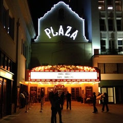 Photo taken at Plaza Theatre by Gabriel on 11/8/2012