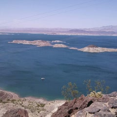 Photo taken at Lake Mead Overlook by Michelle P. on 6/10/2013
