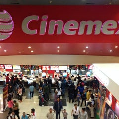 Photo taken at Cinemex by Juancho M. on 10/6/2013
