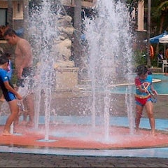 Photo taken at Marcopolo Water Adventure by Eva N. on 1/12/2013