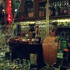 Photo taken at The Gin Joint by Κωνσταντινα on 1/20/2013