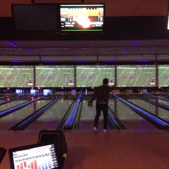 Photo taken at AMF Western Branch Lanes by LiZa d. on 1/2/2015