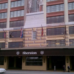 Photo taken at Sheraton St. Louis City Center Hotel & Suites by Nimble M. on 10/2/2012